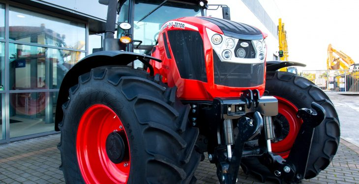 Zetor hits the road – for the 7th time