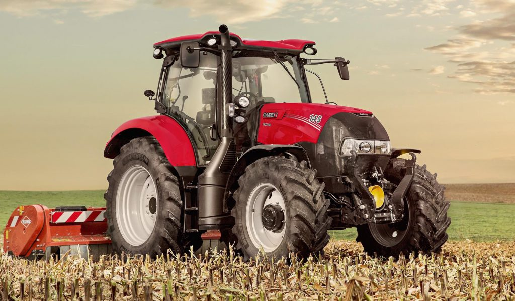 Case IH Maxxum 145 CVX tractor
