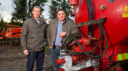 Video: Could this alternative PTO system make slurry spreading safer?
