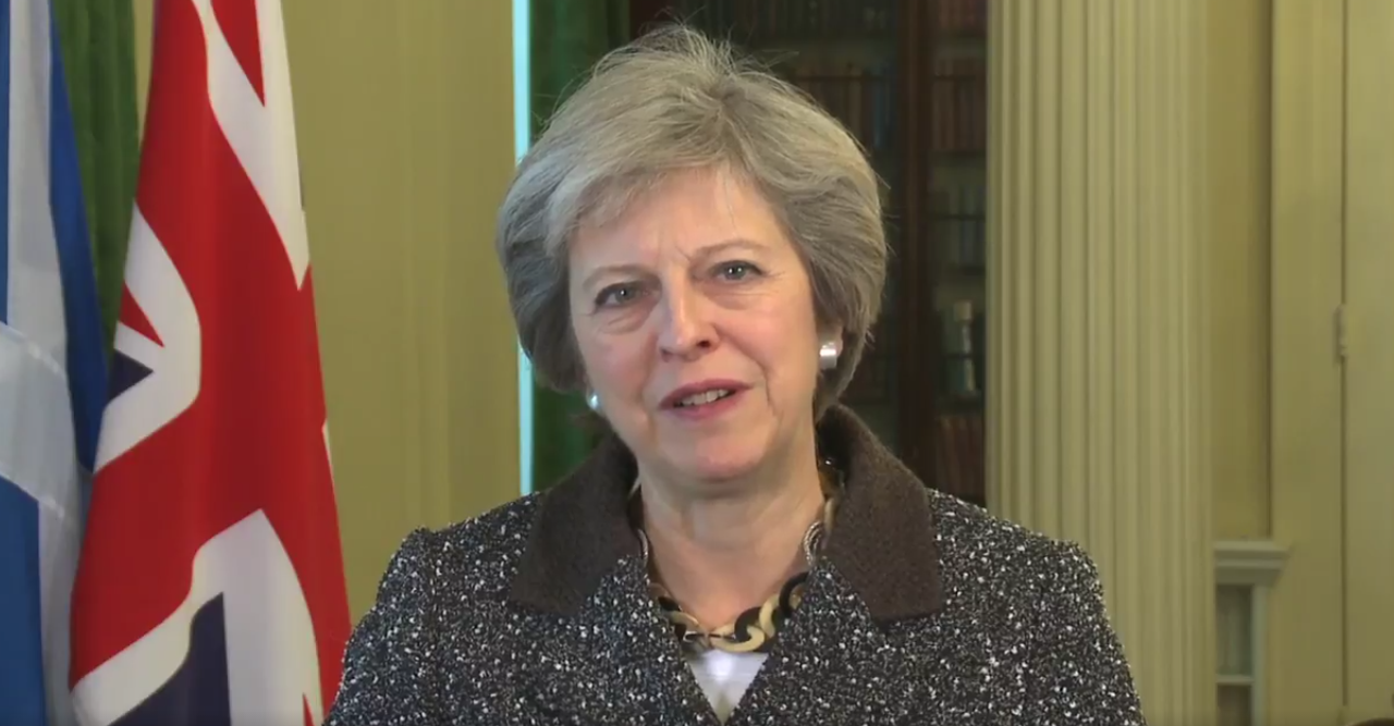 British Prime Minister survives vote of confidence