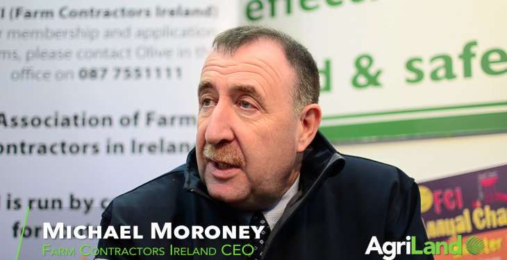 Video: New image and logo for agricultural contractors