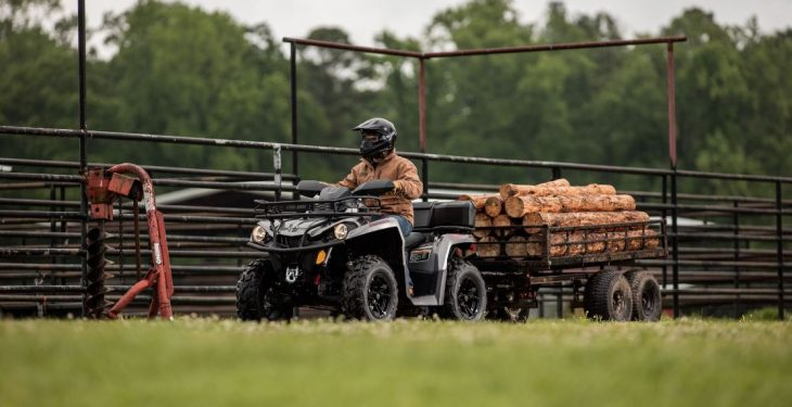 Pics: Check out the latest ATVs and utility vehicles from Bombardier