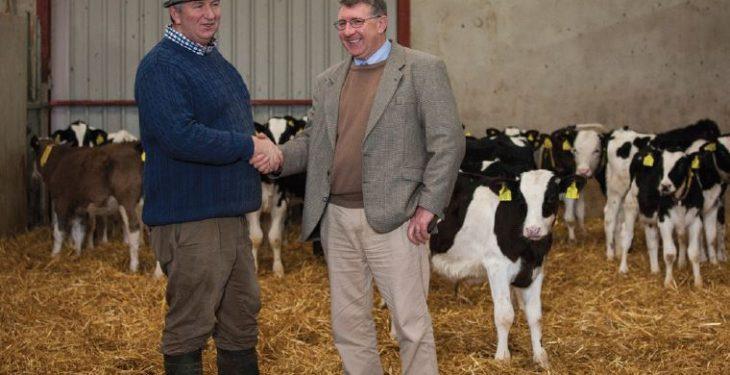 Calves reared on Compumate hit lifetime performance targets