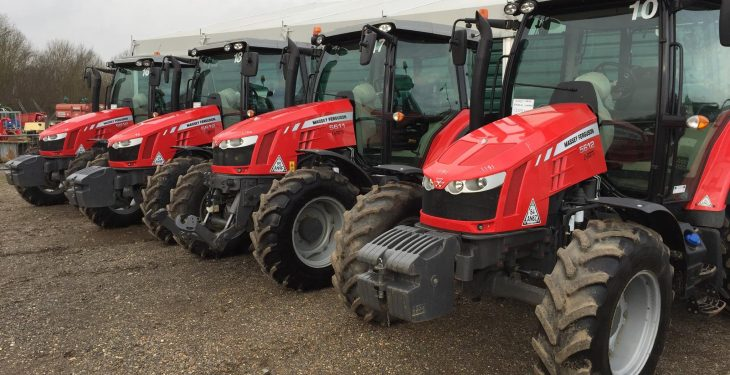 'Lower sales of new tractors drive second-hand trade'