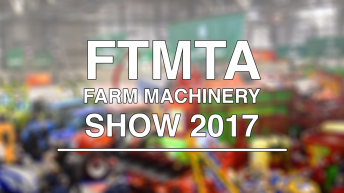 Video: 2017 FTMTA Farm Machinery Show opens its doors
