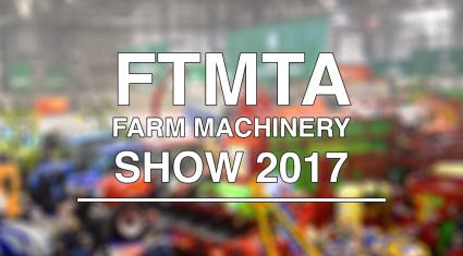 Video: 2017 FTMTA Farm Machinery Show opens its doors