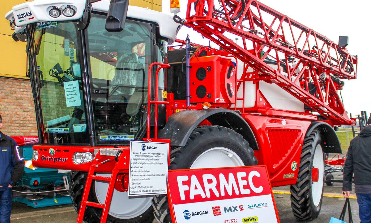 New face at machinery importer Farmec