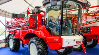 Bateman revamps its sprayers, as Irish tally grows