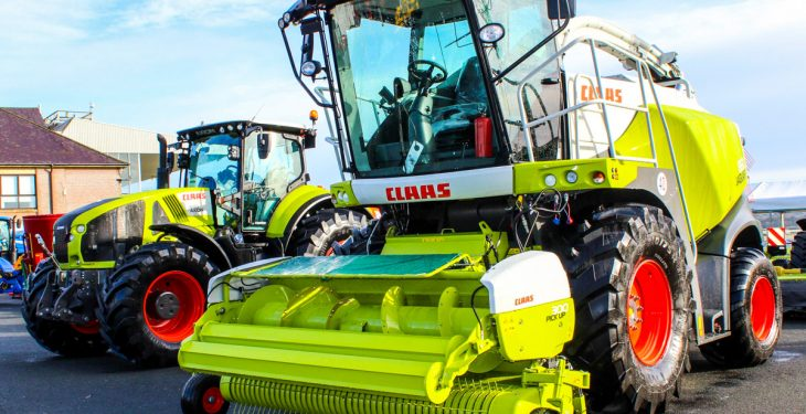 Rolls-Royce to supply Claas with 5,000 engines per year