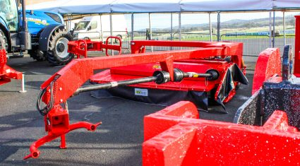 Video: Keltec 'rolls' out new mower and bale chaser