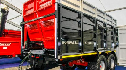 How one farmer went from milking cows to making trailers