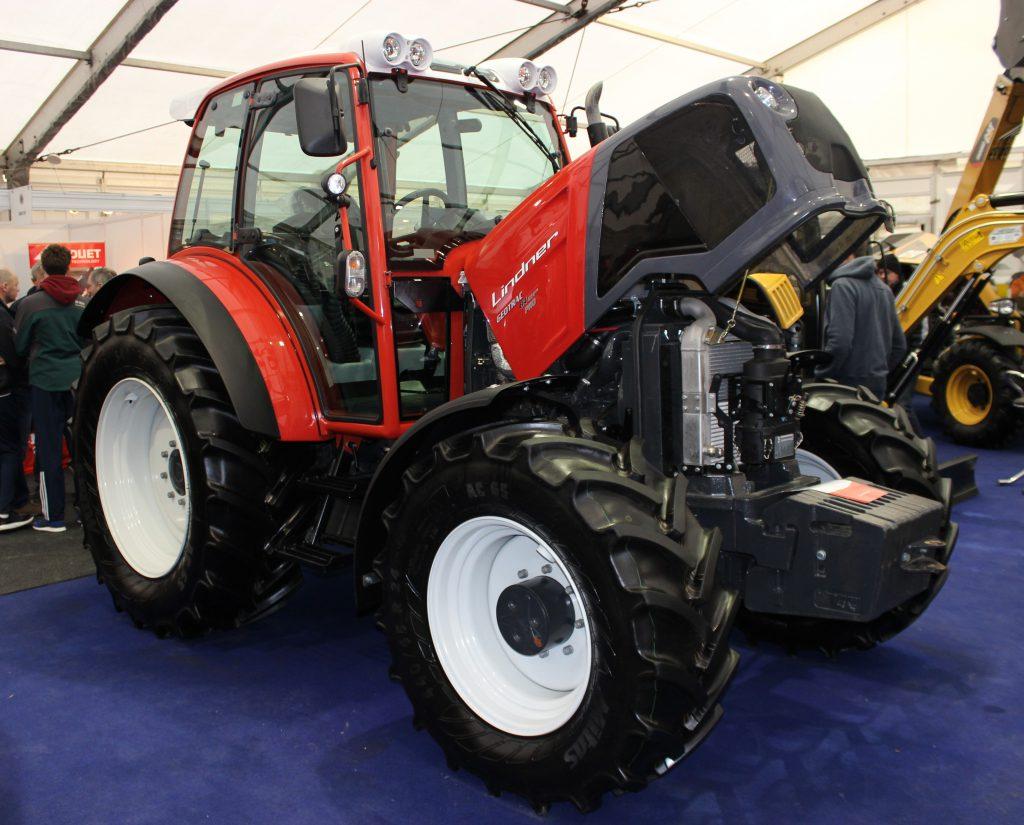 FTMTA Lindner tractor