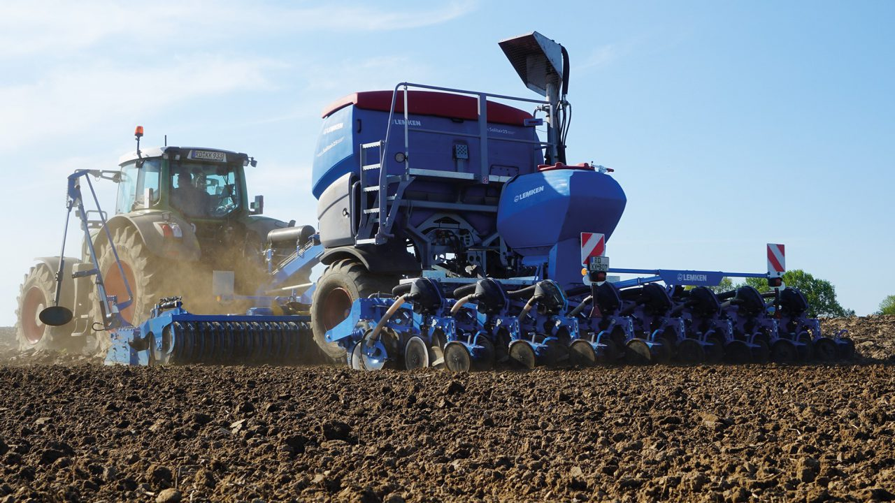 Lemken sales 'hold steady' as it faces into 2017
