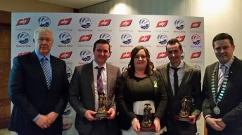 Leaders recognised at Macra na Feirme awards night