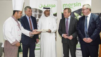 'The Middle East is a key route to market for Irish dairy'