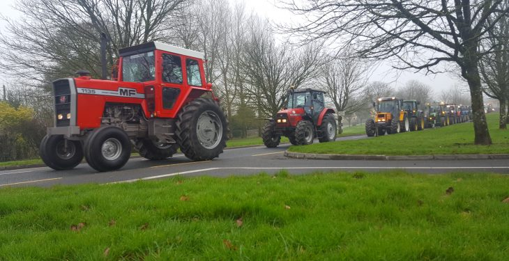 Video: Popularity of tractor runs continues to grow