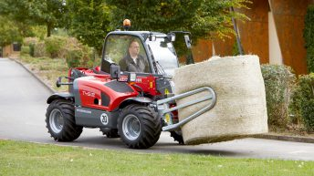 Video: Pint-sized telehandler 'tackles any tractor loader'