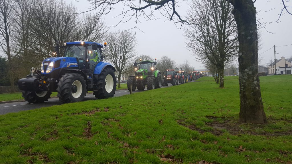 tractor run 3