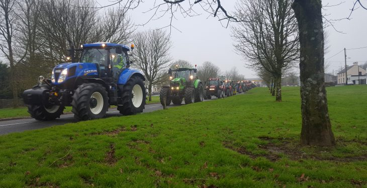 Tipperary tractor run aims to raise awareness about meningitis