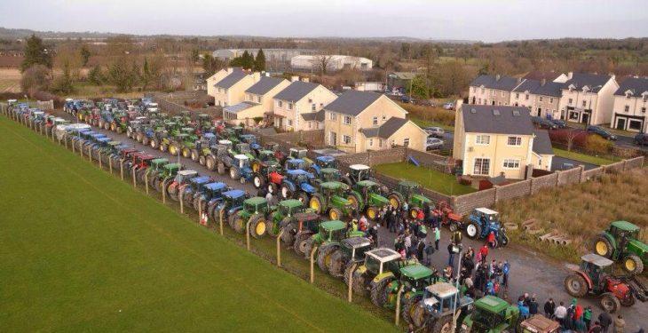 Galway man's bid to set Connacht tractor run record