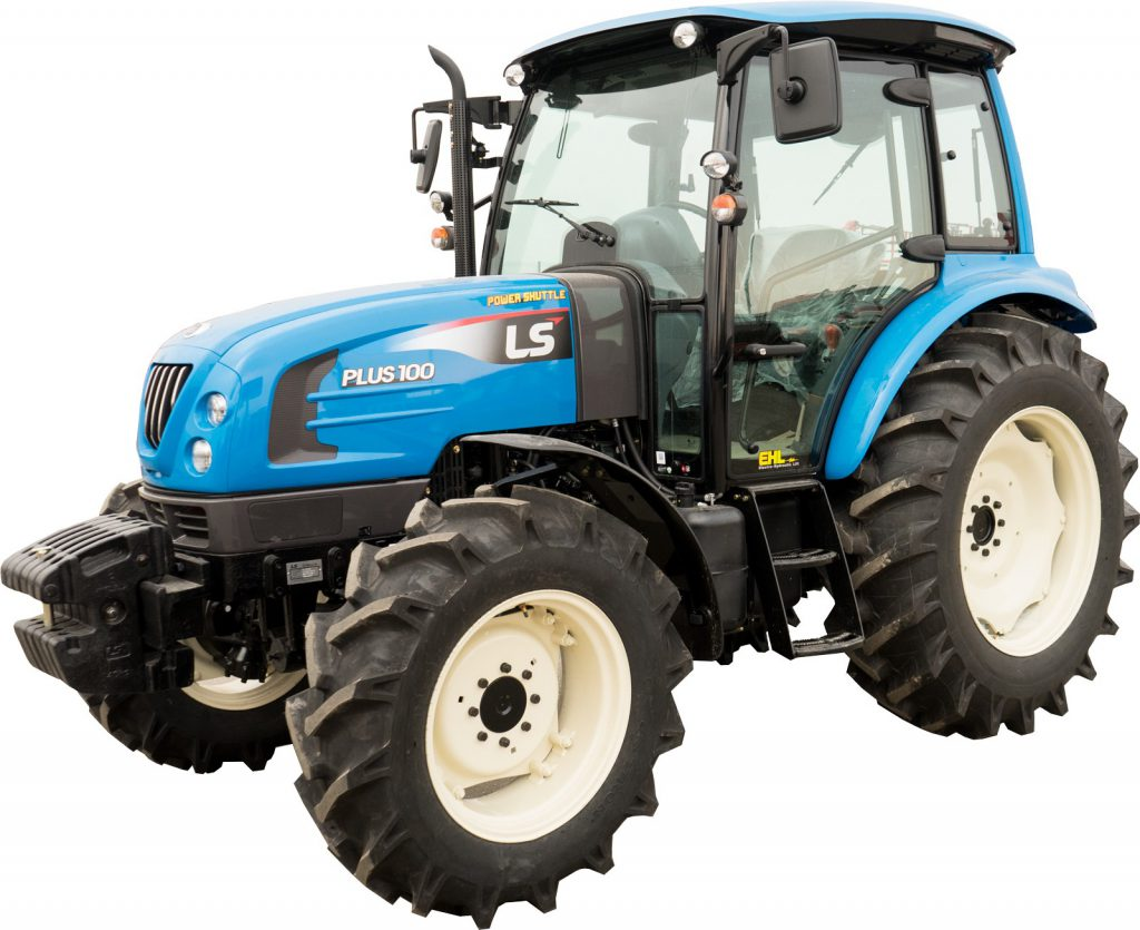 LS Mtron tractor