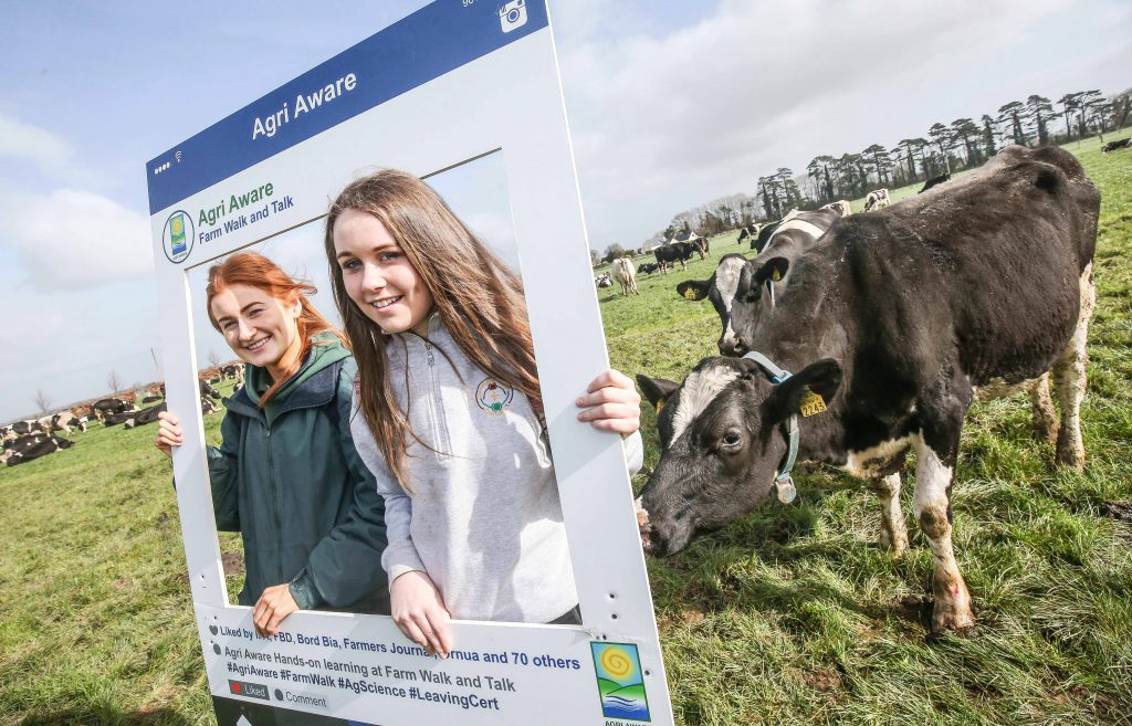 Agri Aware, Farm Walk and Talk