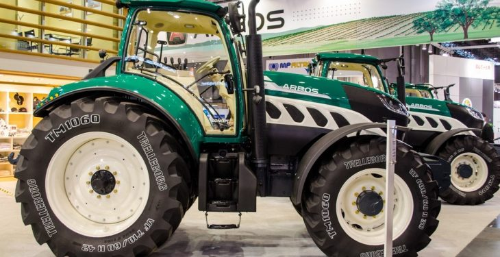 SIMA 2017: Arbos tractors to land in Ireland?