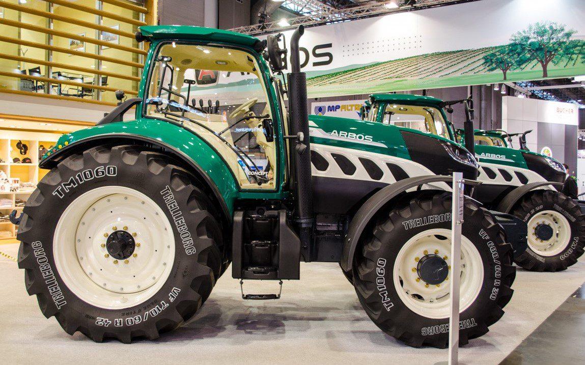 SIMA 2017: Arbos tractors to land in Ireland?
