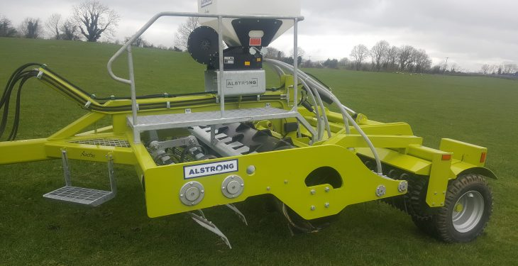Beefy Galway-built machine promises to 'sow' up the market