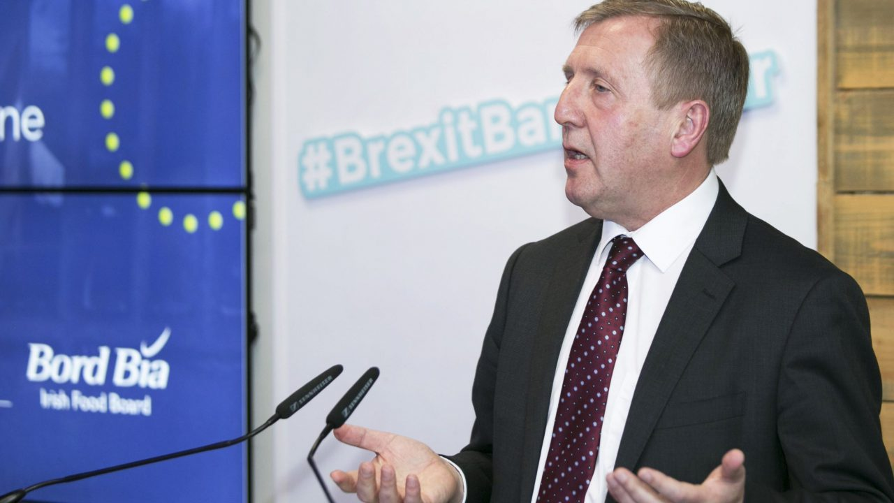 Bord Bia unveils 'tool' to identify how businesses will be impacted by looming Brexit