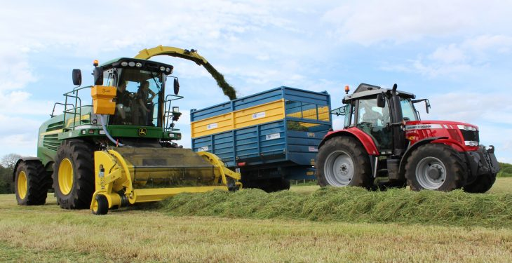 Cut to Clamp: All you need to know about harvesting the best crop of grass silage