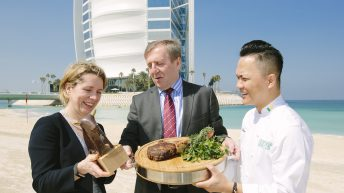 Chefs' Irish Beef Club expands outside EU for first time
