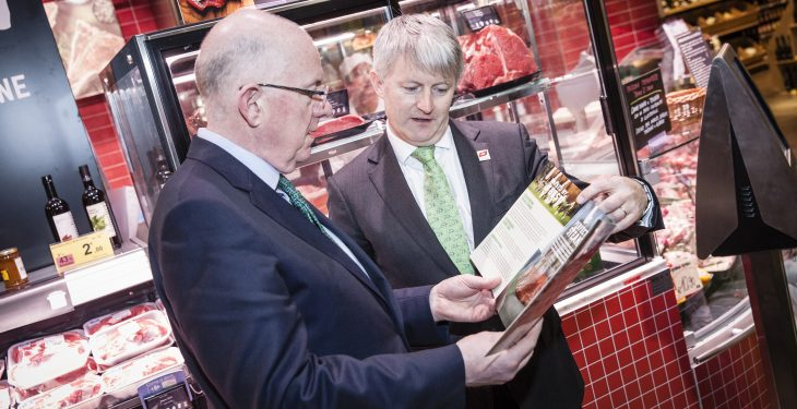 ABP 'relaunches' Certified Hereford Irish beef in Italy