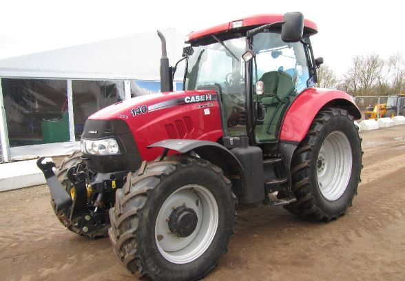 Cheffins, Auction, Case IH