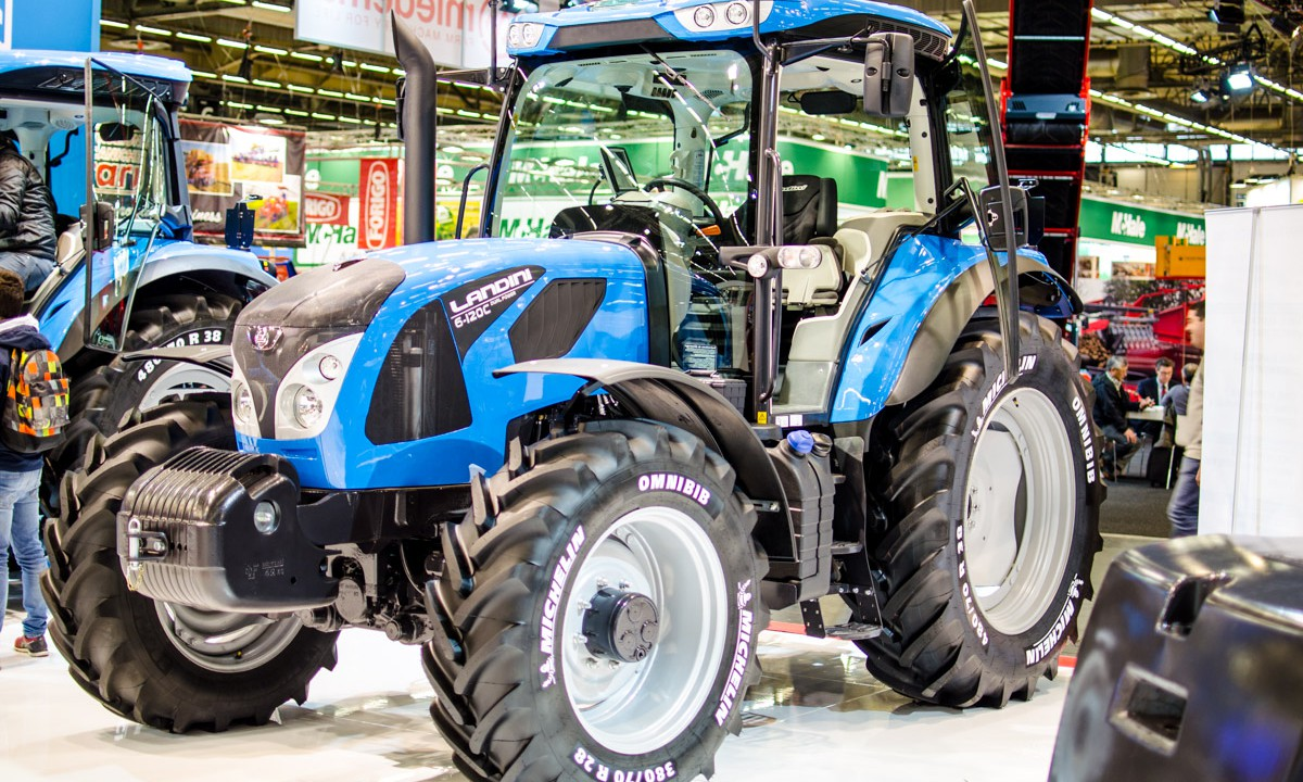 SIMA 2017: Everyday farming tractors take prominent position among big guns