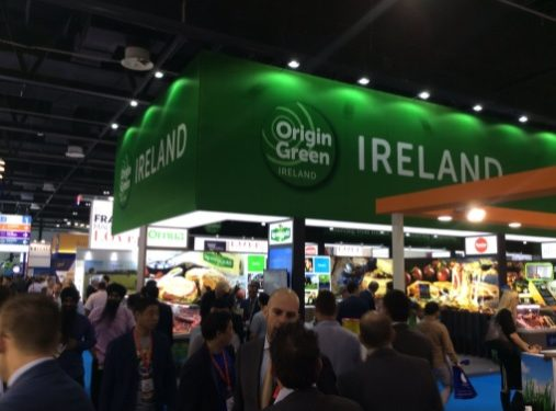 21 Irish companies exhibiting at this week's Gulfood trade show in Dubai