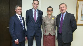 IFA delegation presents new liquid milk strategy to Minister Creed