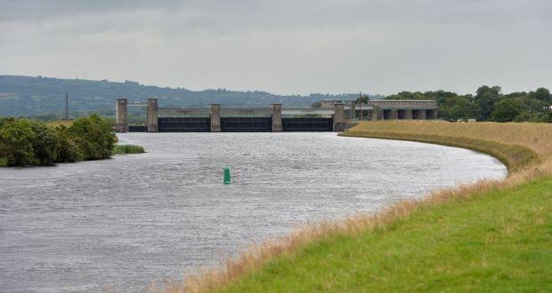 Irish water pipe pipeline
