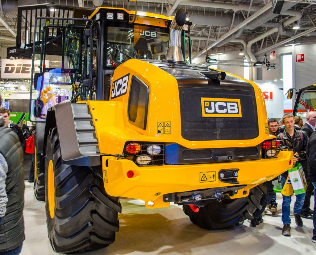 JCB 419S Agri