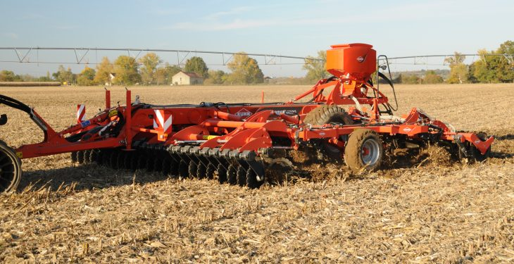 Latest Kuhn tillage kit is a keen 'Performer'
