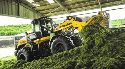 Coming to a silage pit near you? New Holland makes a big push for 2017