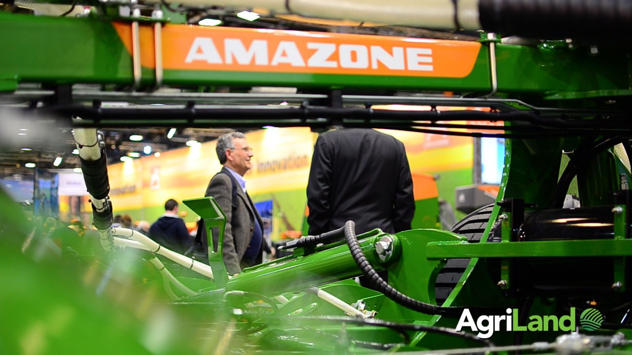 Video: The best tractors and machines on show at SIMA 2017