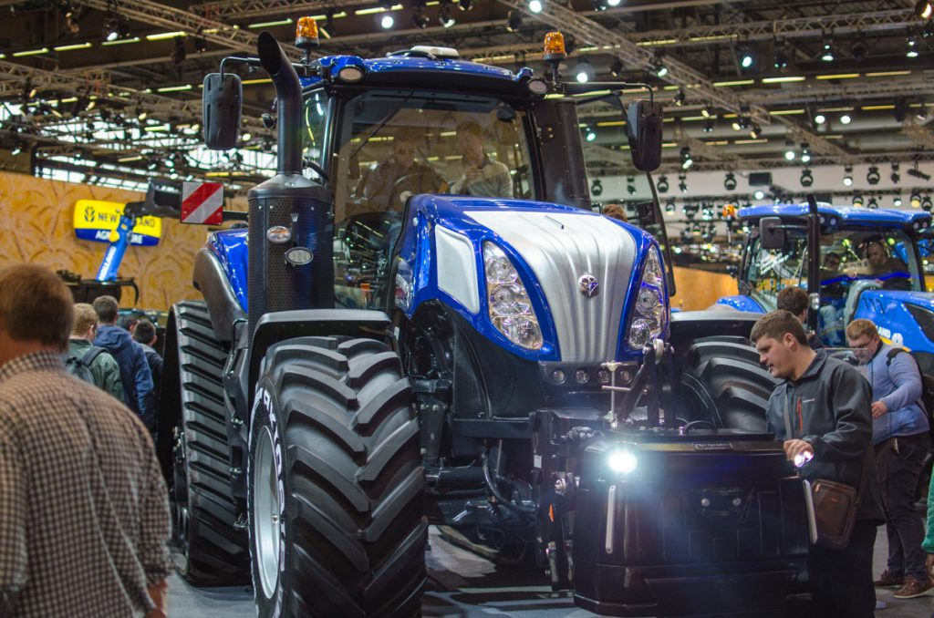 SIMA 2017 New Holland