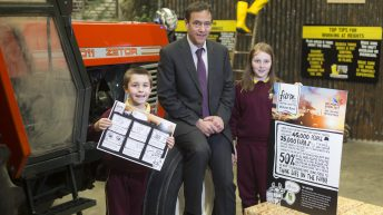 New initiative hopes to promote farm safety in schools