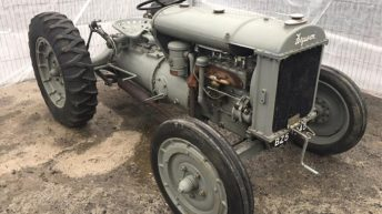 Pics: Vintage collection expected to make £1m at Co. Tyrone auction