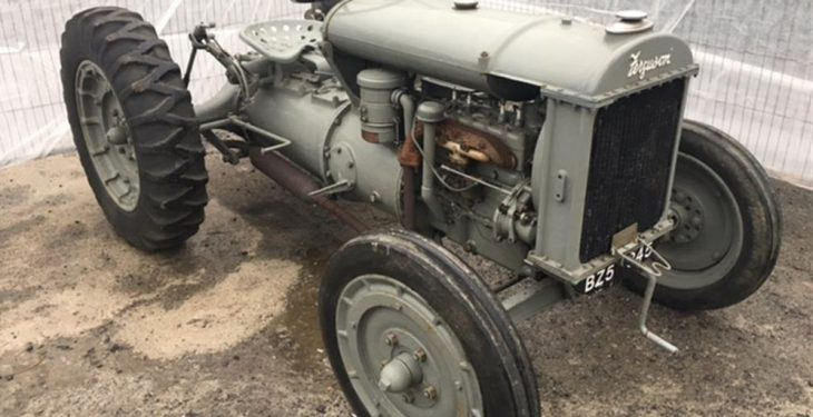 Reminder: £1m vintage tractor auction all set to kick off in Tyrone
