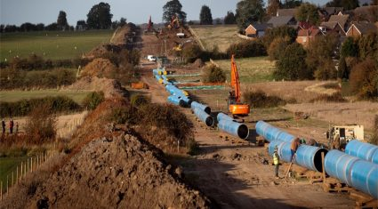 Water pipeline consultation report expected this summer