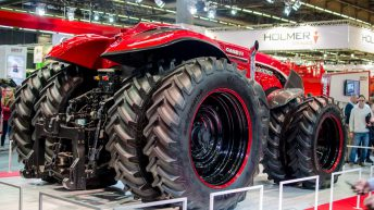 SIMA 2017 Video: Up close and personal with Case IH's driverless tractor