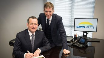 Dawn Meats announces 'ambitious' targets to reduce energy use