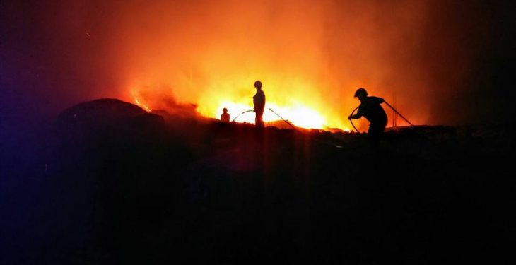 Public frustration over illegal wild fires growing – IWT